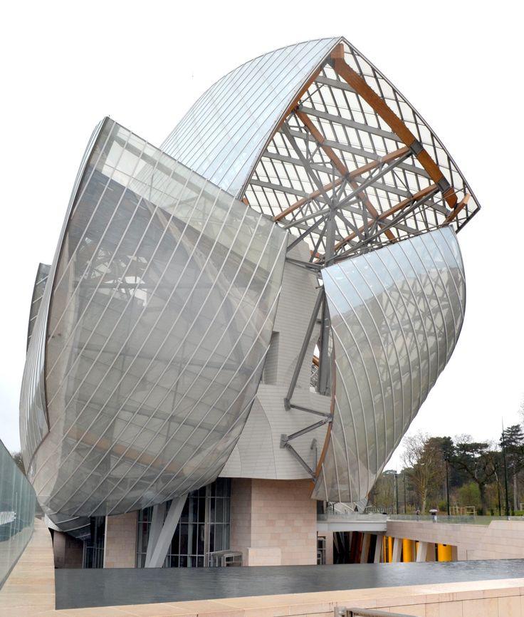 Louis Vuitton Museum Parijs