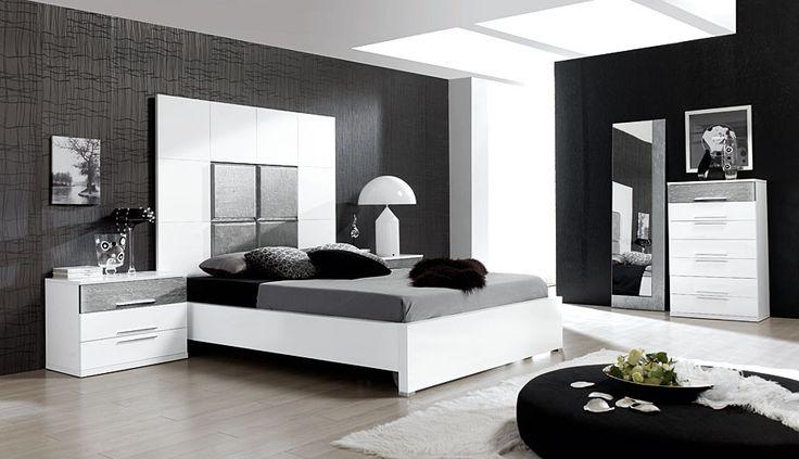 Muebles C@sas de pelicula: Dormitorio Diseño Munch - Ambientes de Dormitorio de Diseño - Muebles de Diseño