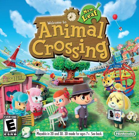 Animal Crossing: New Leaf TIPS