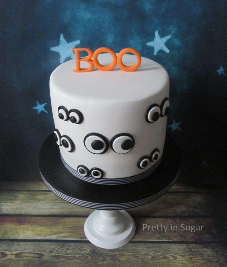 Eyes cake | Halloween