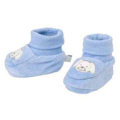 BORNINO RABBIT & DOG Baby-Schuhe aus 100% Baumwolle sehen super süß aus und halten ihr Kind den ganzen Tag warm.