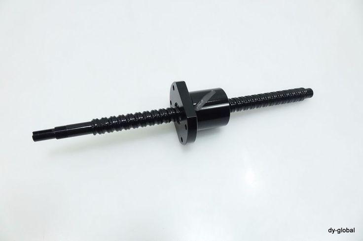 THK BTK2010A+370L Rolled Ball Screw Raydent surplus stock NNB BSC-I-312=IM11 #THK