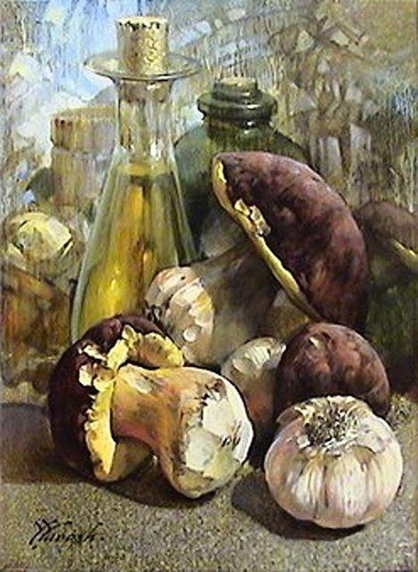 Resultado de imagen de yuri yarosh pintor