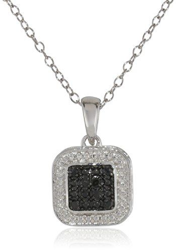 Sterling Silver Black Diamond Square Pendant Necklace, 18″by Amazon Collection - See more at: http://blackdiamondgemstone.com/jewelry/necklaces/pendants/sterling-silver-black-diamond-square-pendant-necklace-18-com/#sthash.LI8rc50f.dpuf