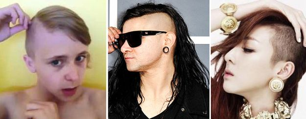 7 Tips And Tricks For Growing Out A Skrillex Haircut