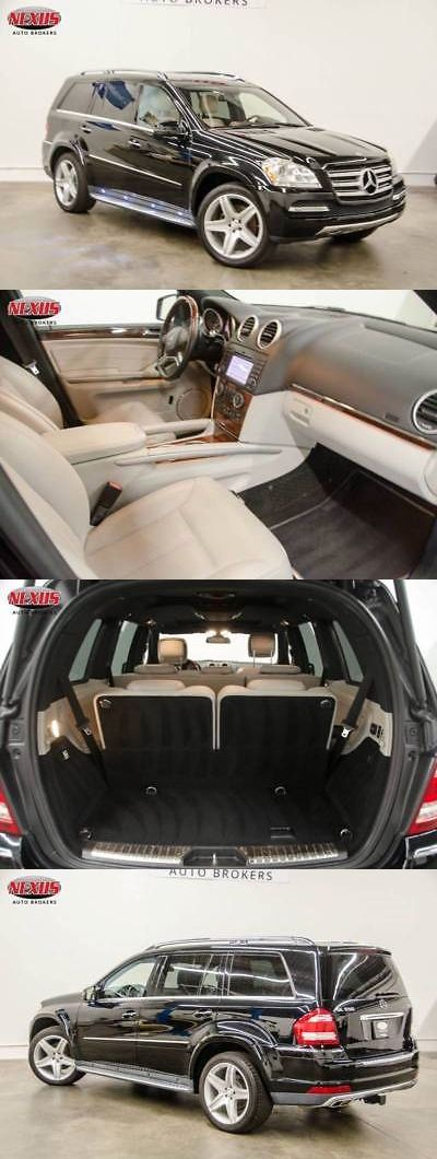 SUVs: 2012 Mercedes-Benz Gl-Class Gl 550 4Matic Awd 4Dr Suv ** We Ship All Over Usa ** 100K Warranties Available ** -> BUY IT NOW ONLY: $10100 on eBay!