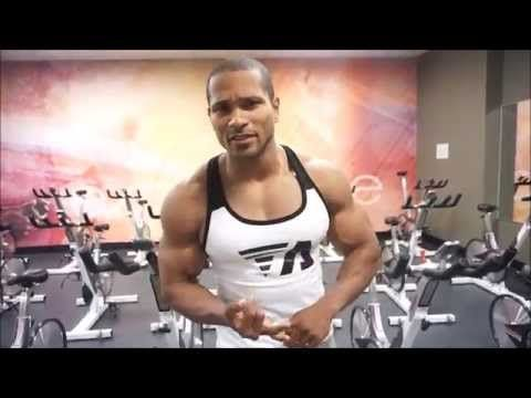 SHOULDER WORKOUT FOR MASS 102 - YouTube