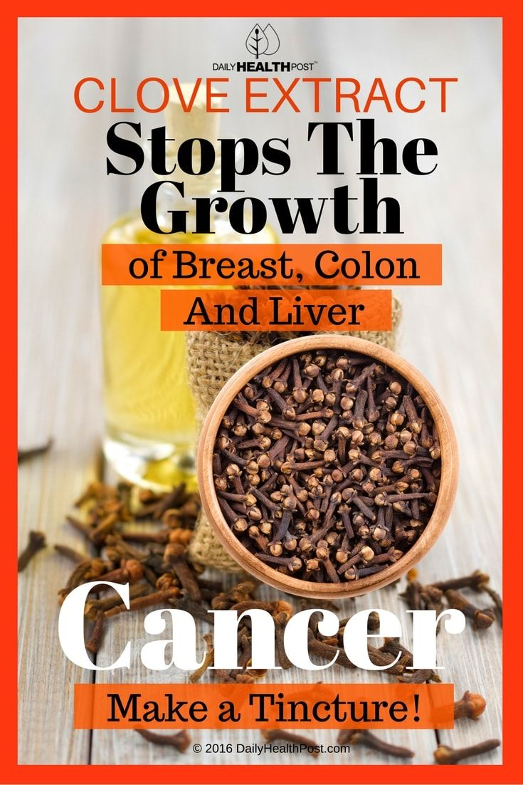 Cloves are no longer just for your apple cider or Holiday Ham_as it turns out they have an amazing super power!
