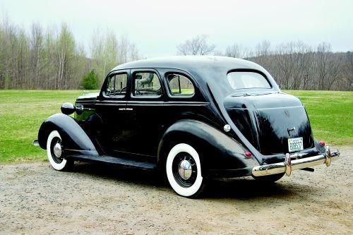 1937 Nash Lafayette 400 Wheel Wonders 1930 S Pinterest