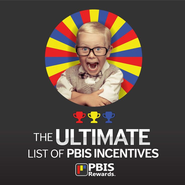 The Ultimate List of PBIS Incentives contains over 200 items to inspire your PBIS rewards program.