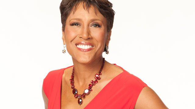 """""""As many of you know, 5 years ago I beat breast cancer.  I've always been a fighter, and with all of your prayers and support, a winner"""". ~ Robin Roberts"""