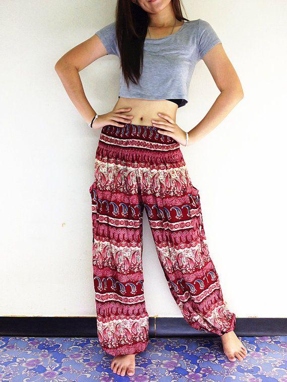 Women Harem Pants Yoga Pants Aladdin Pants Maxi #clothing #women #pants @EtsyMktgTool http://etsy.me/2yiVgiK