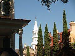 Charleston, Carolina Del Sur, Cielo