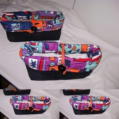 textile baskets