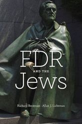 "According to historians Richard Breitman and Allan J. Lichtman, FDR ""was neither a hero of the Jews nor a bystander to the Nazis' persecution and then annihilation of the Jews."""