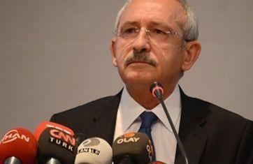 Kılıçdaroğlu, Başbakan'a  İsviçre hesaplarını sordu.