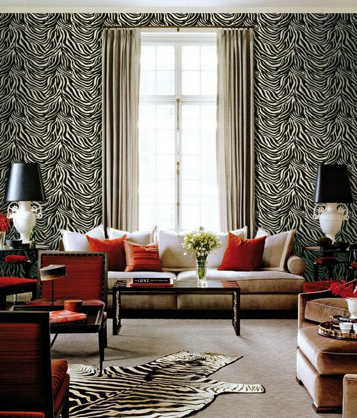 17 Best images about Roberto Cavalli Wallcoverings on
