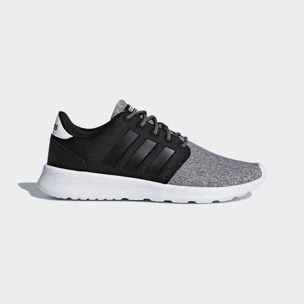 Shop the Cloudfoam QT Racer Shoes - Black at adidas.com/us ...