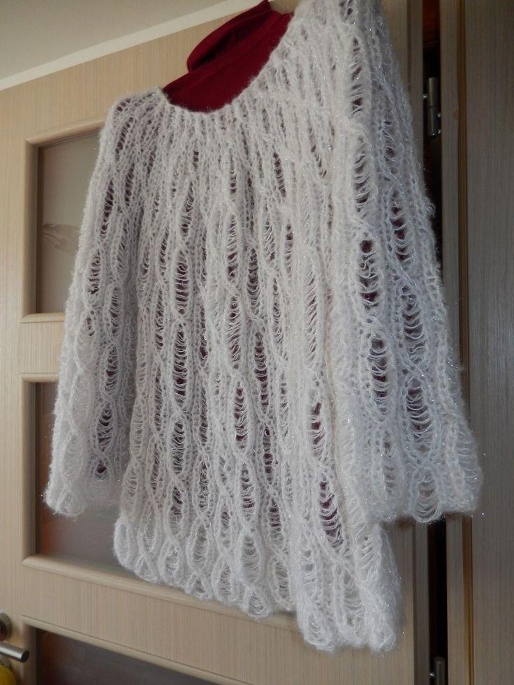 Velmi teplý dámský svetr | Zobrazit plnou velikost fotografie