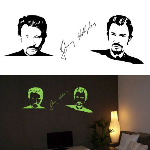 Sticker mural Johnny Hallyday (sticker turquoise) Decooo.be https://www.amazon.fr/dp/B00HNTK7PO/ref=cm_sw_r_pi_dp_3zNAxbZQK0N3J