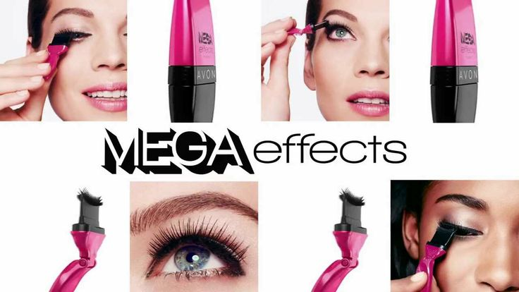 The #wonderbrush that's going to change history. 6 seconds to put on your mascacara...#Avon #Mega #Effects www.dreamstars.co.uk