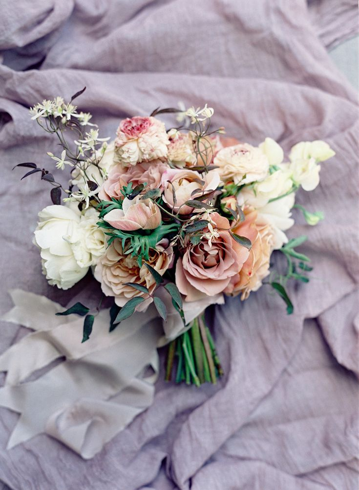 Photography : Jose Villa Photography | Floral Design : Nicolette Camille Read More on SMP: http://www.stylemepretty.com/2016/04/20/chic-garden-wedding-with-a-rich-moody-color-palette/