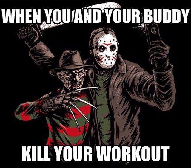 #gymlife #halloweenworkout #gymfreak  #gymtime #gymrat #bodybuilding #gymmotivation #train #fitfam #progress #muscle #training #photooftheday #health #gymaddict #instahealth #hulk #body #fit #fitspo #protein #getripped #subscriptionbox #motivation #instag