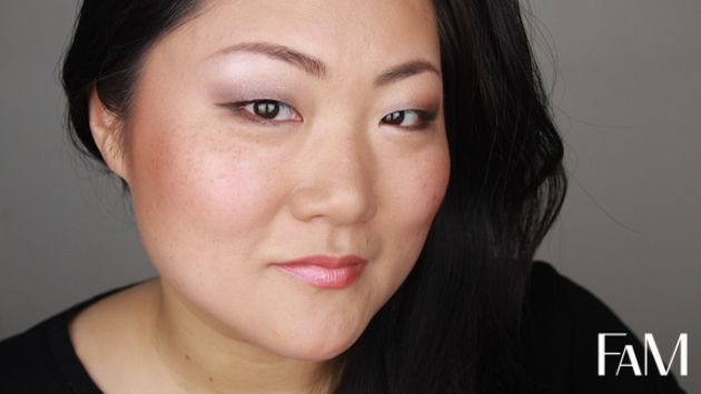 My current everyday makeup with Mac Satin Taupe for asian monolid eyes - Makeup tutorial #mac #satintaupe #monolid #asianeyes #asian #eyes #makeup