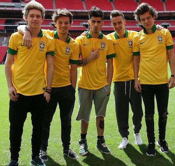 Integrante do One Direction se torna jogador de futebol profissional