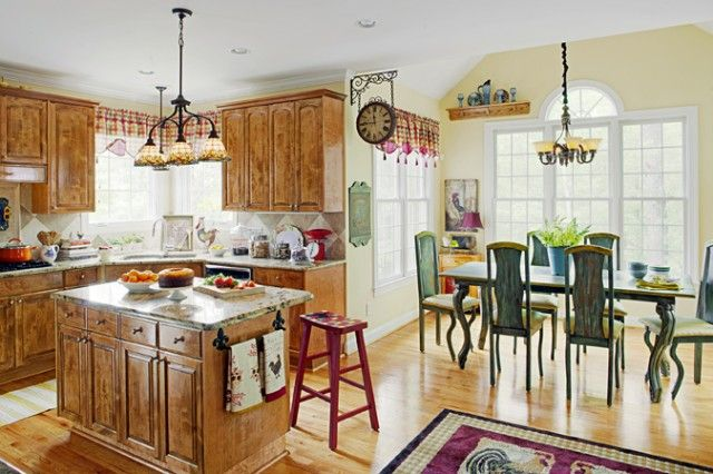 Country Kitchen Decor: 20 Best Images About Kitchen Ideas & Colors On Pinterest