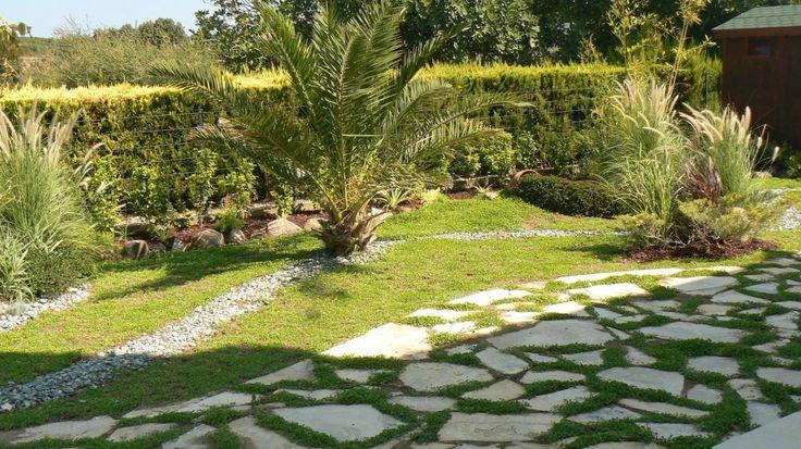 Bahçeniz için en ideal basamak yoluna dair öneriler.