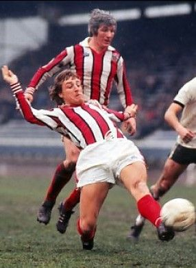 Ian Chico Hamilton Sheffield United 1976