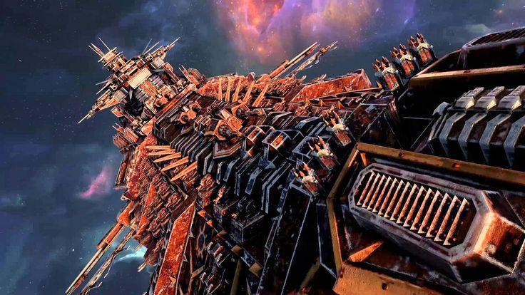 beautiful pictures of battlefleet gothic armada - battlefleet gothic armada category