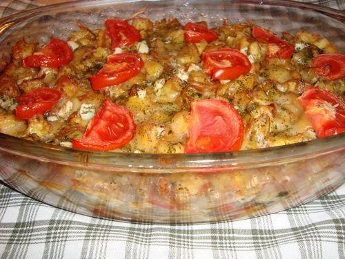 Cartofi cu ciuperci - imagine 1 mare