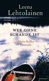 Der elfte Fall für Maria Kallio ist eher für Fans, wer die Ermittlerin und ihre komplizierte Vergangenheit nicht kennt, sollte lieber mit den ersten Bänden beginnen. Der Fall selbst ist ebenso kompliziert und weniger auf Action, als auf solide Ermittlungsarbeit ausgelegt - wer also rasante Spannung sucht, ist hier falsch.