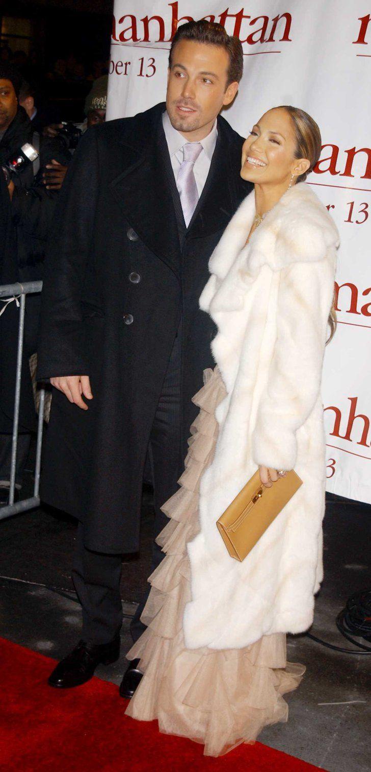 Pin for Later: Wart ihr schockiert von diesen Promi-Pärchen? Ben Affleck und Jennifer Lopez, 2002