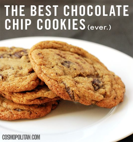 The Best Chocolate Chip Cookie Ever Recipe — Dishmaps