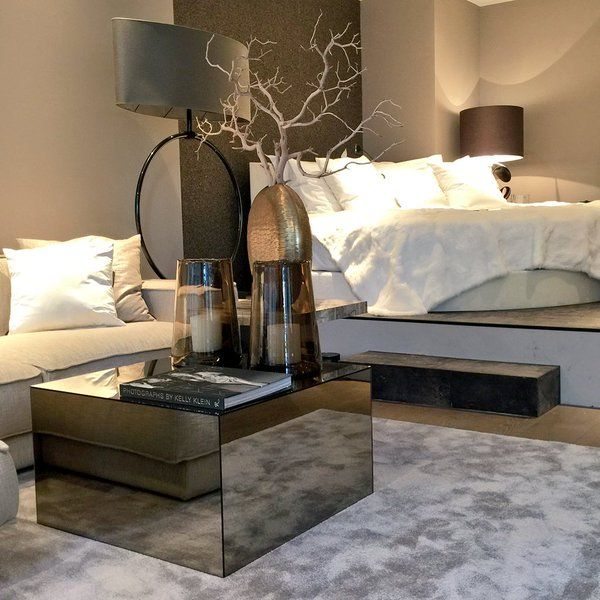 Monaco / Monte Carlo / Show Room / Living- And Bed Room / Avalon / Blake / Hayworth / Stout Lighting / Eric Kuster / Metropolitan Luxury