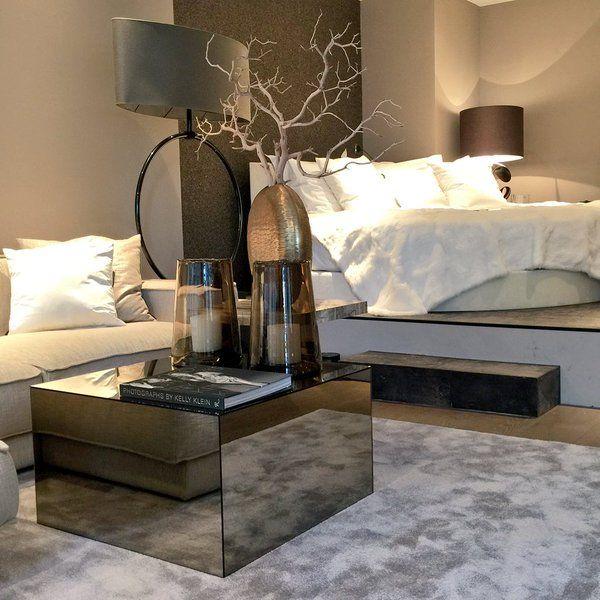 Monaco / Monte Carlo / Show Room / Living- And Bed Room / Avalon / Blake / Hayworth / Stout Lighting / Eric Kuster / Metropolitan Luxury