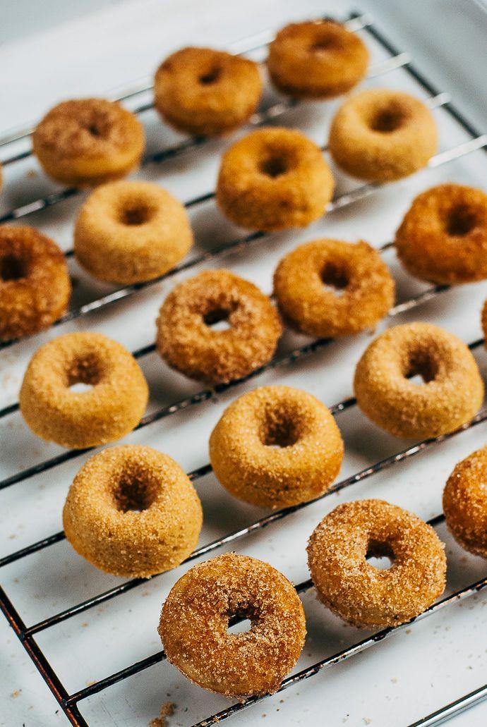 100 Mini Donut Recepten op Pinterest - Donuts, Donut Recepten en Donut ...