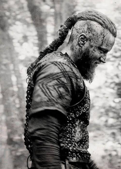 vikings hairstyle