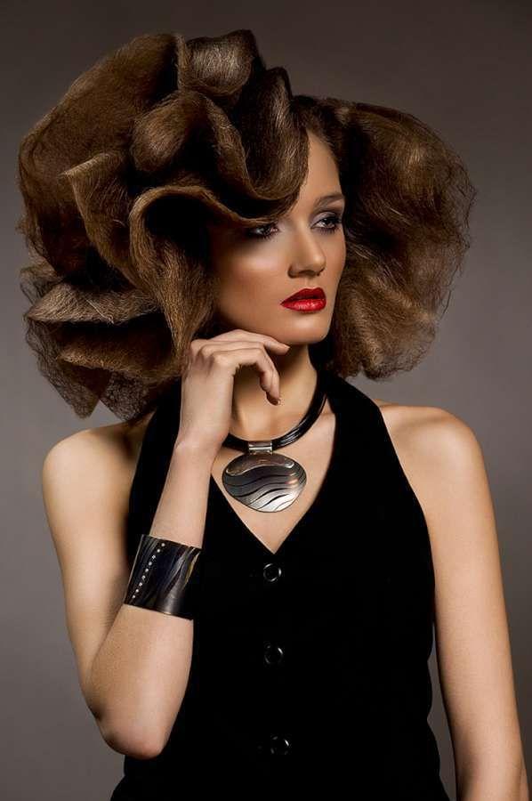 Peinados de las mujeres 2016 Peinados Extravagantes - Peinados de ...
