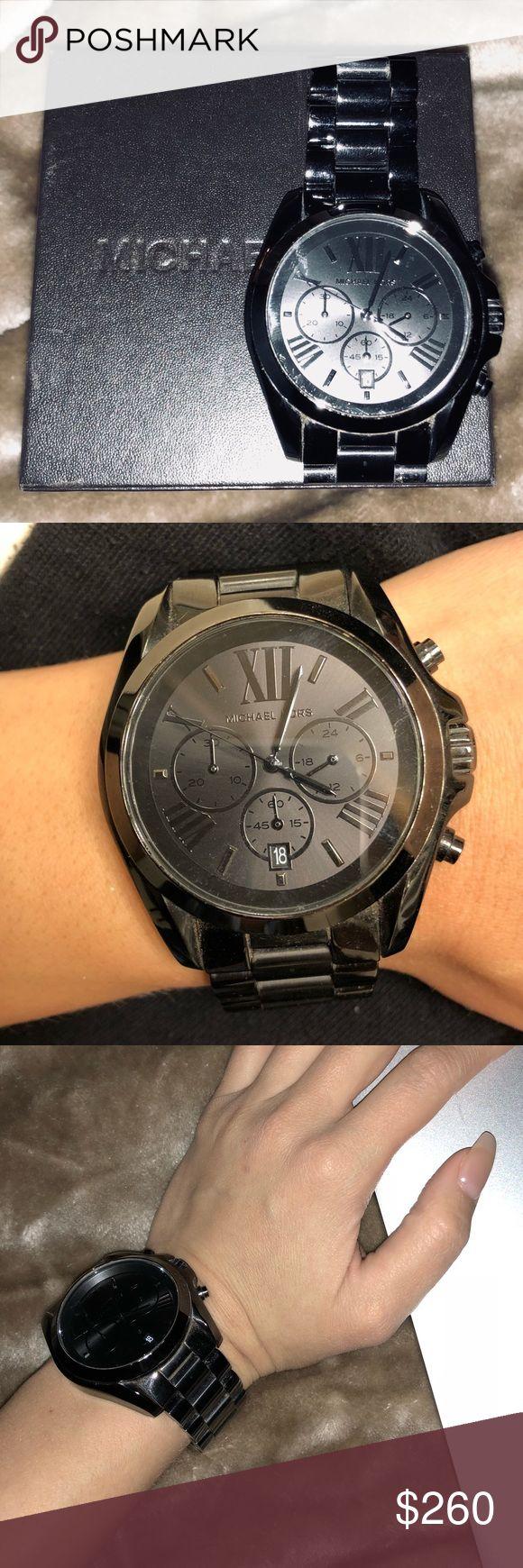 Michael Kors watch Black Michael Kors watch (Roman numerals) Michael Kors Accessories Watches