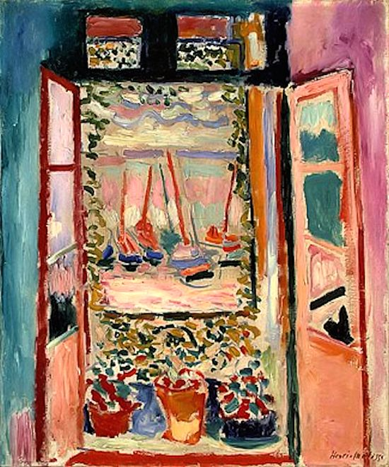 Matisse painted Collioure, one of my favorite places in France...or quite possibly the entire world.