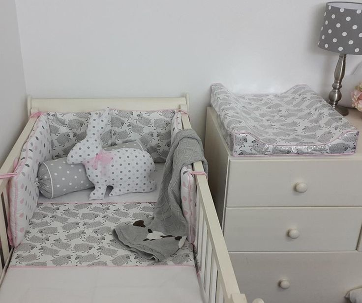 If you're looking for a #SheepTheme nursery, our #CountingSheep fabric matches well with both #Pink and #Blue, perfect for any #BabyBoy or #BabyGirl!  #BabyBedding #BabyLinen