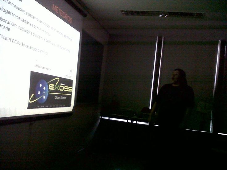 EXOSS na sala de aula no curso de IAA do CASP!  O CASP é o maior exemplo de Ciência Cidadã que conheço seguindo os preceitos deixados por John Dobson, divulgando Astronomia para todos! Estamos em ótima companhia.