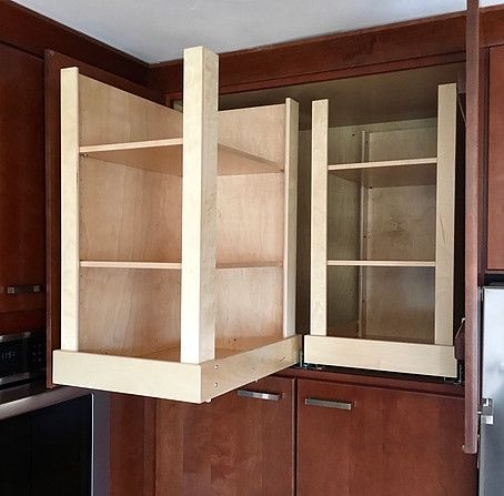 Custom Solutions For A Tall Deep Cabinets Cabinet