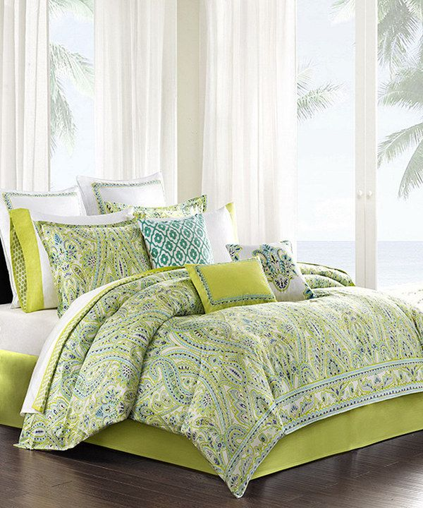Is A Bedding Sunset Piece Queen Set Comforter From Jla