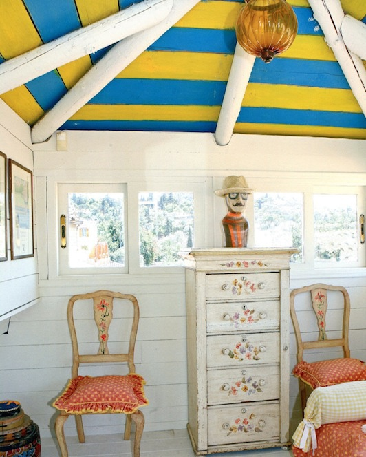 25+ Best Ideas About Striped Ceiling On Pinterest