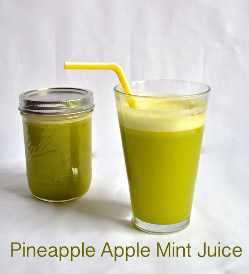 13 best diy blueprint cleanse images on pinterest blueprint pineapple apple mint juice pale yellow blue print cleanse malvernweather Choice Image